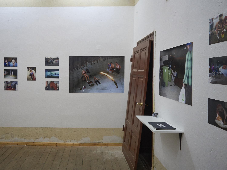 SASCHA KRAUTZ Exhibitions